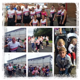 Wigan 10k Memories 2015