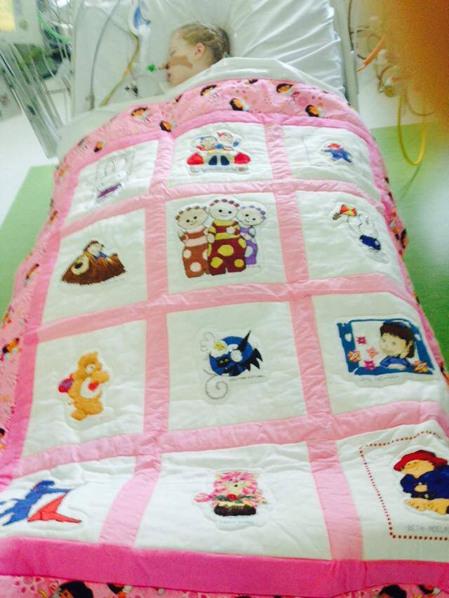 quilt for evie